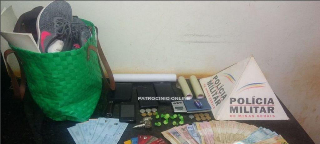 Assaltantes são presos em trabalho conjunto da PRE de Patrocínio e PM Monte Carmelo