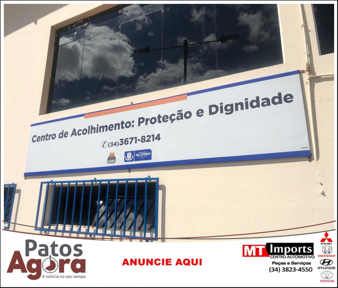 Prefeitura de São Gotardo inaugura Centro de Acolhimento: Proteção e Dignidade