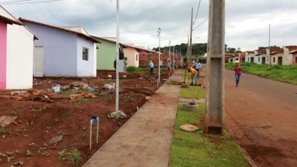 Prefeitura faz a entrega de mais 18 casas no Jardim Esperança IV nesta quinta-feira