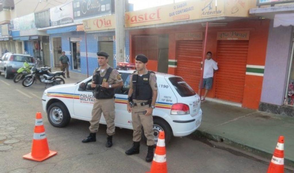 Polícia Militar inicia operação natalina em Patos de Minas