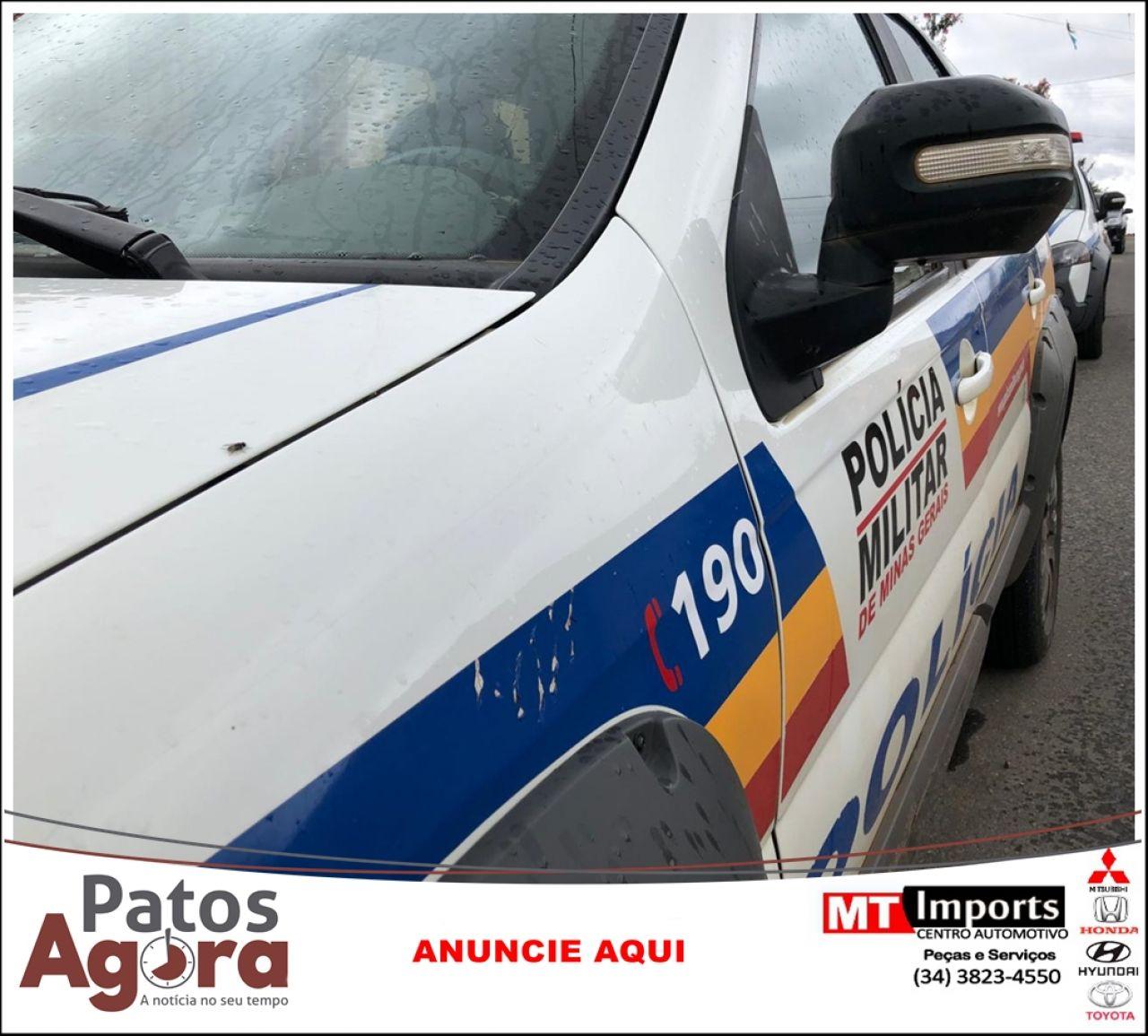 PM registra ocorrência de abuso contra crianças em Patos de Minas