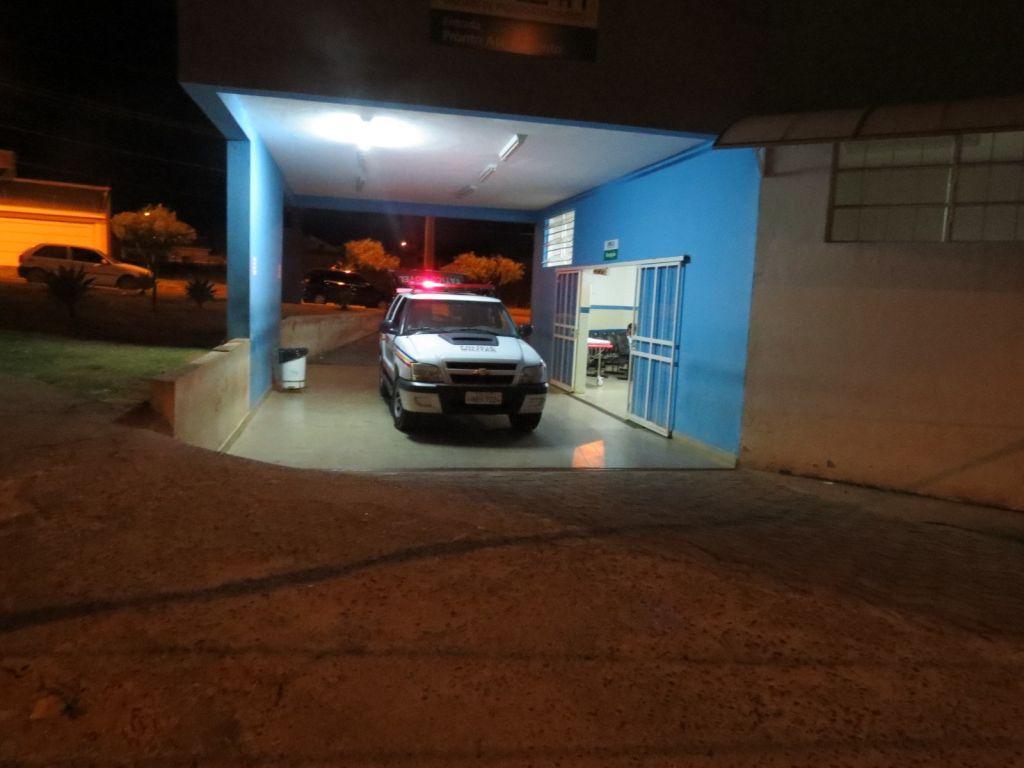 Homem é agredido por irmão após fazerem uso de bebida alcoólica em Carmo do Paranaíba