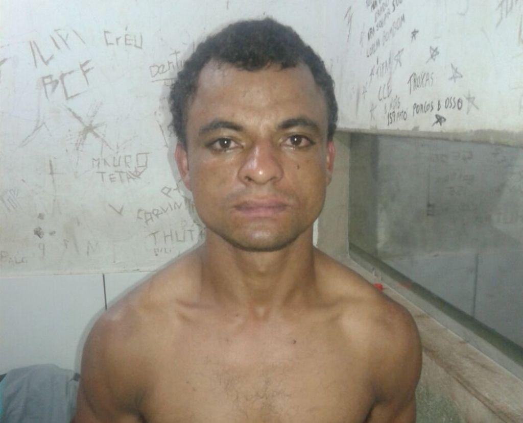 Homem é preso após furtar bolsa de dentro do carro no Bairro Nova Floresta