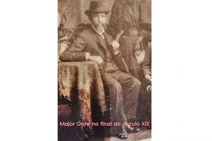 Você sabe quem foi Major Gote? Descubra quem foi o homem que deu nome a rua mais importante de Patos de Minas