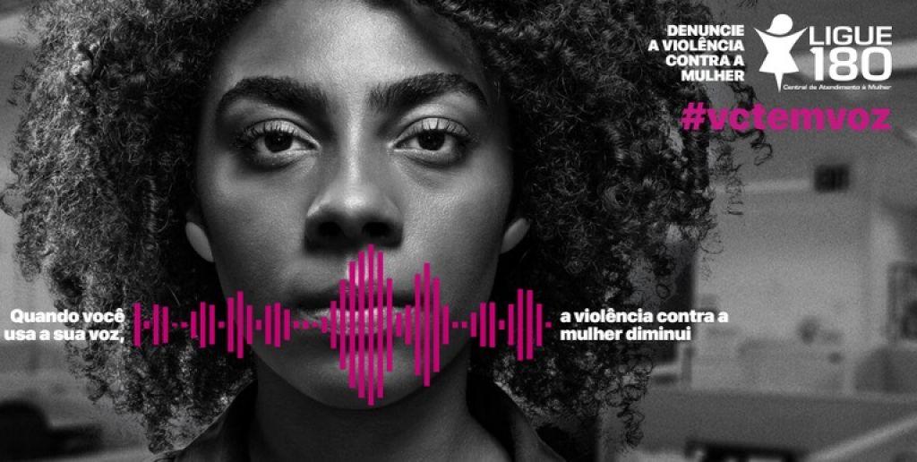 Governo lança campanha para sensibilizar e convocar população para enfrentar violência contra a mulher