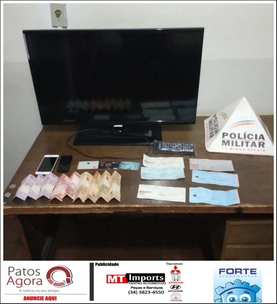 Estelionatário é preso suspeito de enganar pelo menos quatro vítimas em Patrocínio