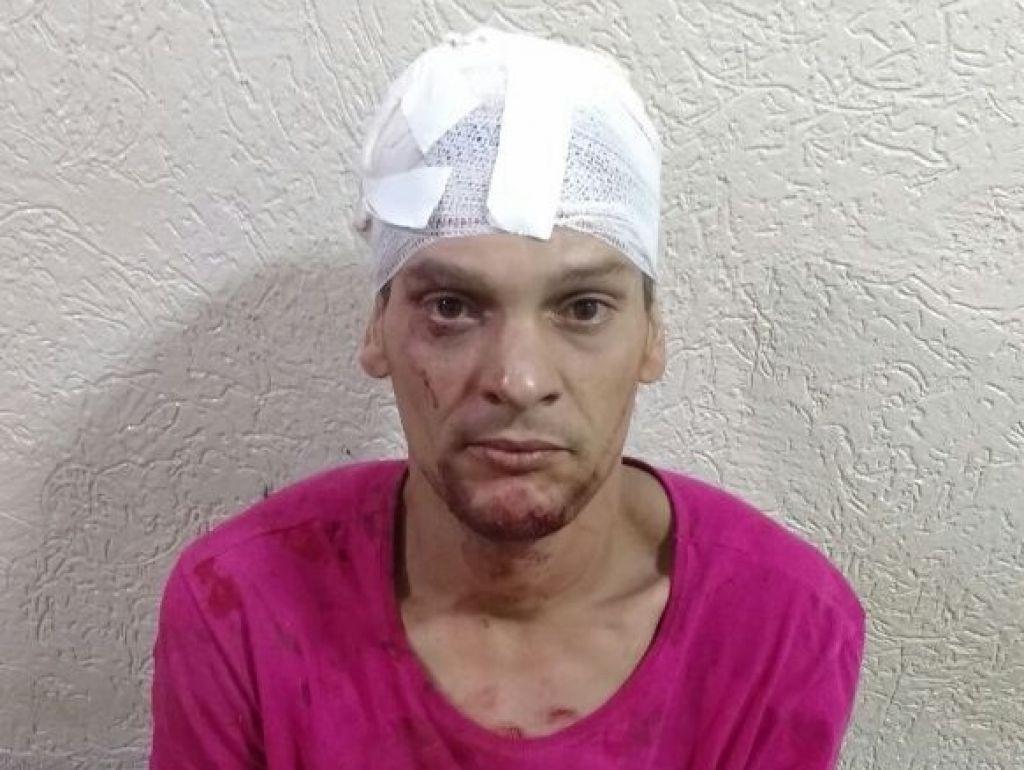 Homem é preso após tentar invadir residência em zona rural de Carmo do Paranaíba