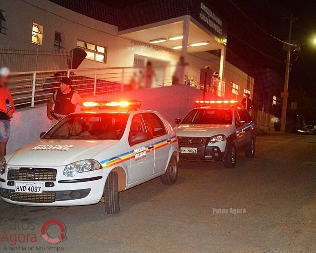 PM é mobilizada após suspeita de invasão de atiradores no HRAD