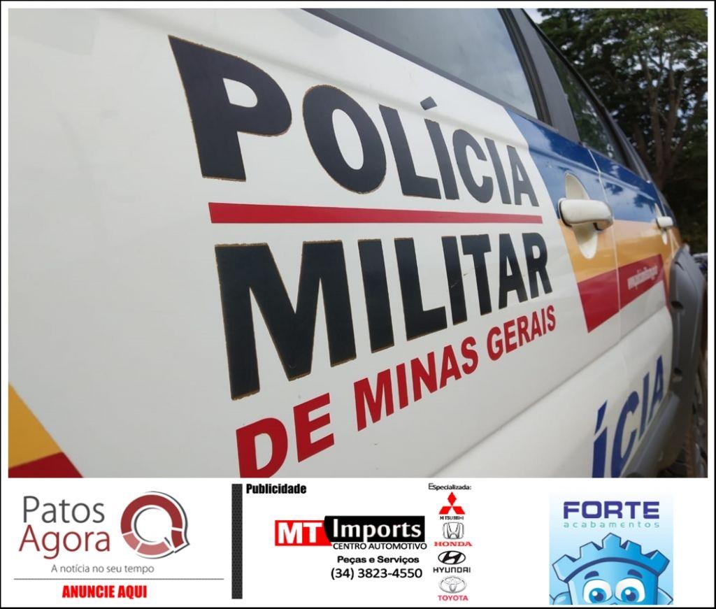 Polícia Militar prende homem suspeito de realizar diversos roubos na região do UNIPAM
