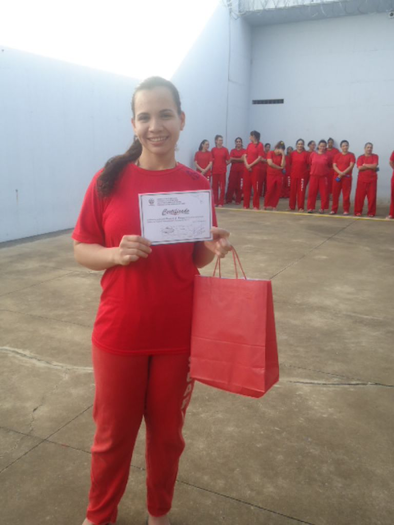 Penitenciária de Patrocínio desenvolve projeto pedagógico para detentas