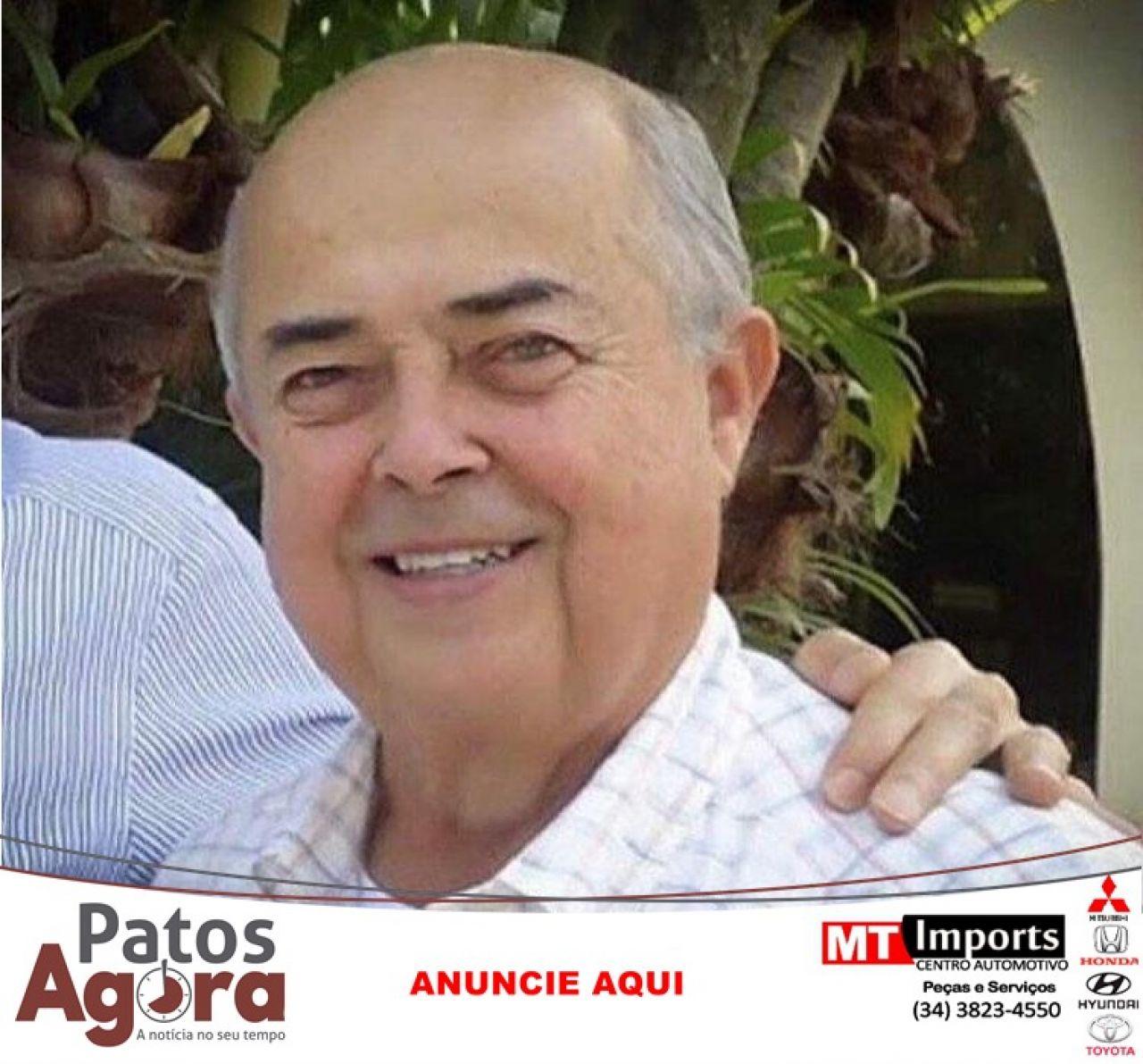 Empresário Nelson Neves que doou terreno da UFU em Patos de Minas será cremado neste sábado