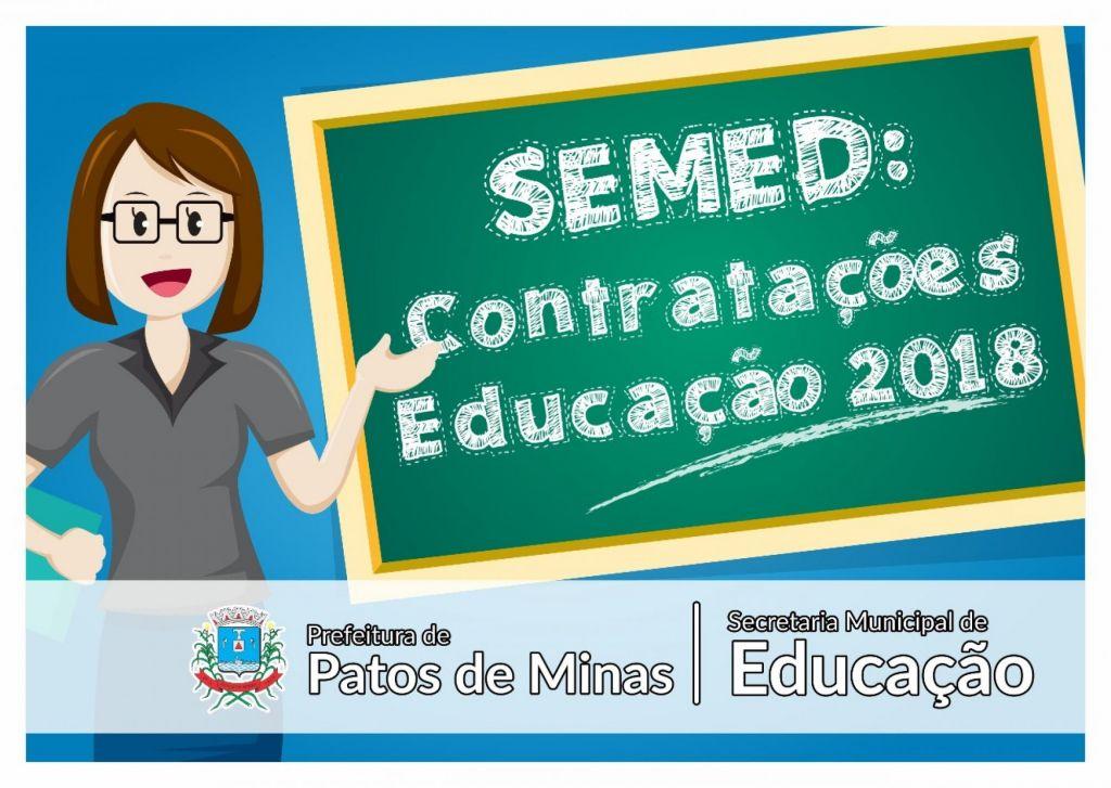 Secretaria de Educação divulga edital para contratação de Intérprete Educacional de Libras