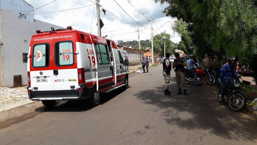 ´Zé morreu´ é baleado e assassinado no bairro Jardim Esperança