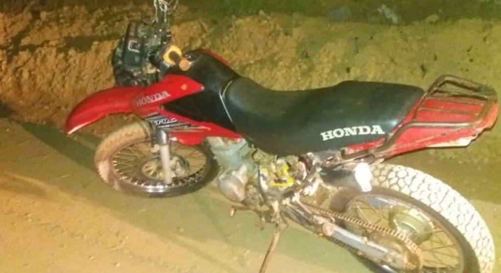 PM recupera veículo furtado no Distrito de Monjolinho de Minas