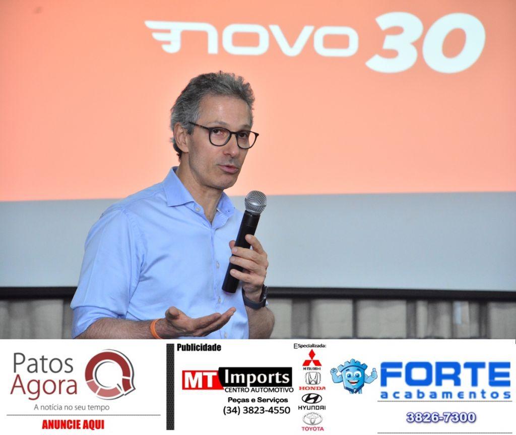 Governador Romeu Zema fala com exclusividade sobre o hospital Regional Antônio Dias