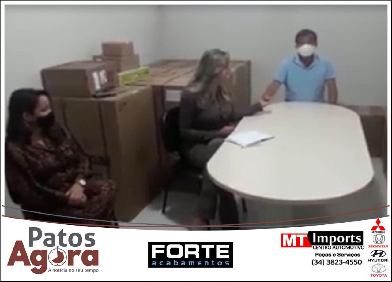 Vereador Isaias Martins rebate vídeo do Coronel Sandro sobre respiradores enviados à São Gotardo