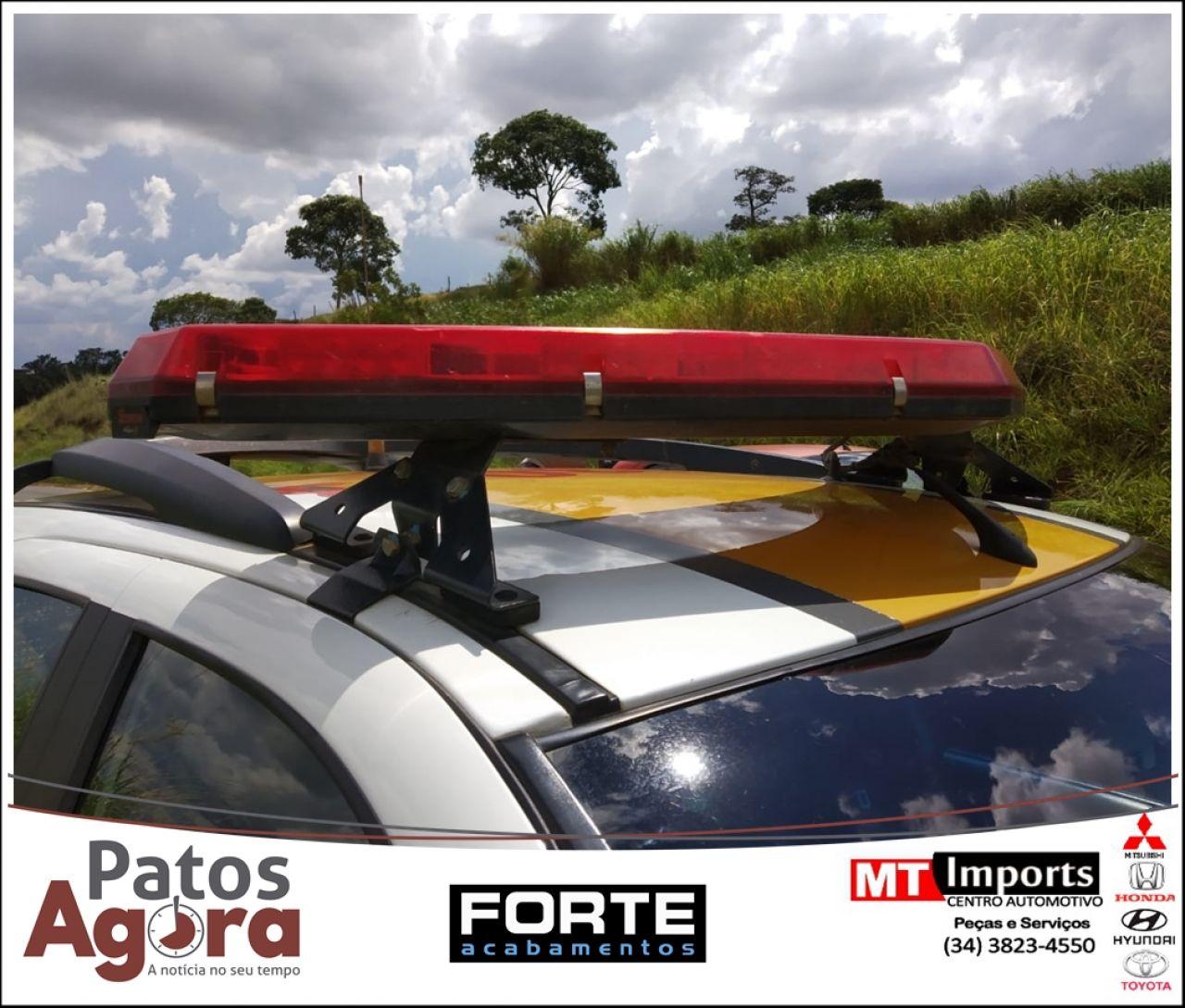 Foragido da justiça do Mato Grosso do Sul é preso durante operação na MG-230
