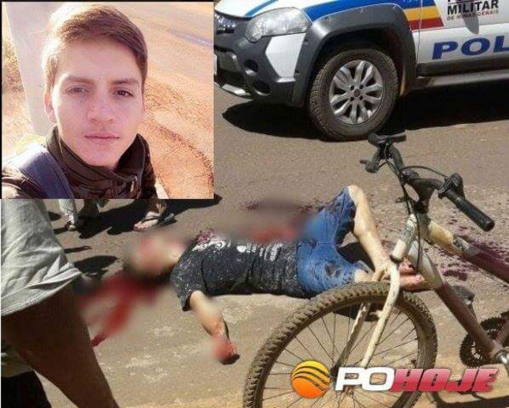 Jovem é  morto a facadas em plena luz do dia