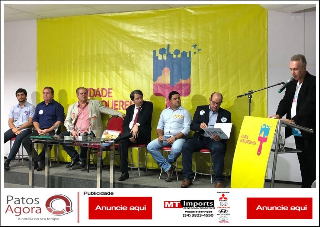 ADESP promove debate com candidatos a deputado estadual por Patos de Minas