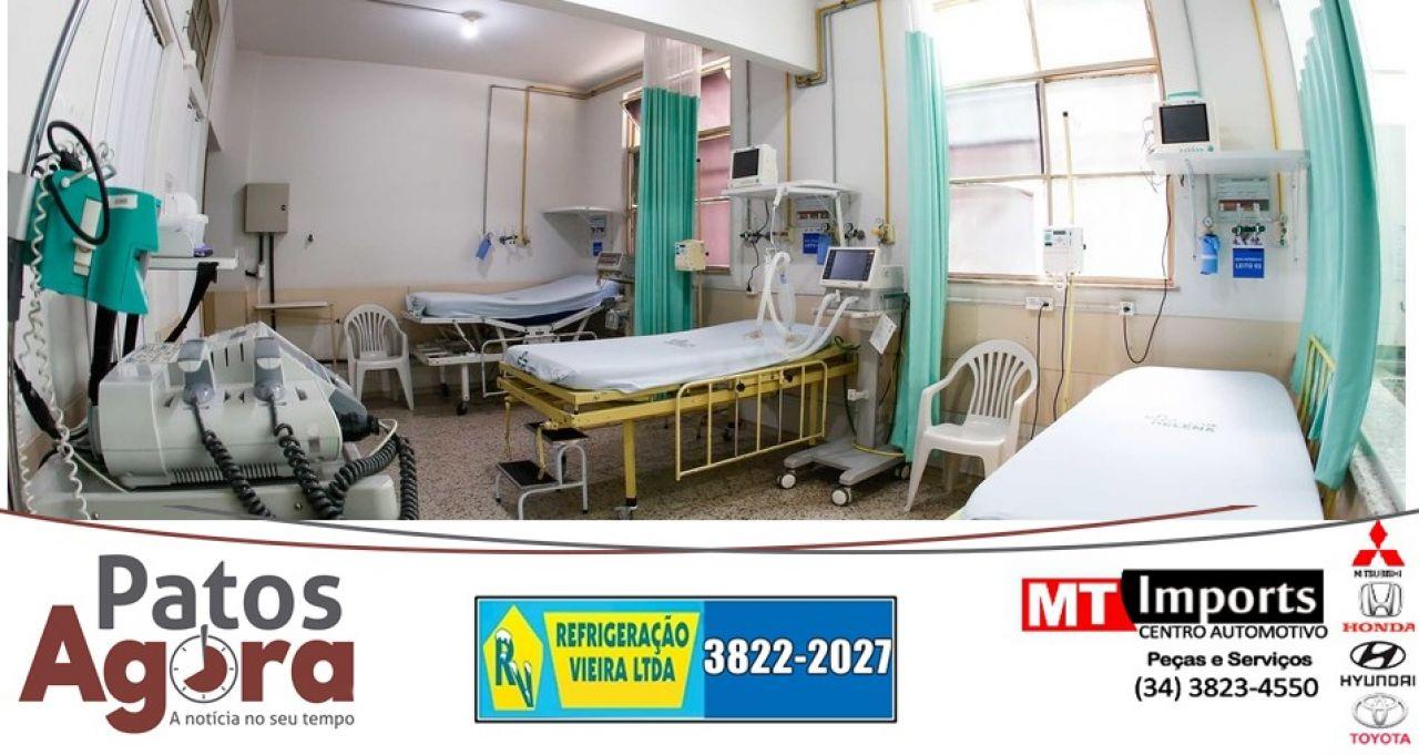Minas Gerais disponibiliza 12 leitos de UTI em Uberaba para amazonenses com covid-19