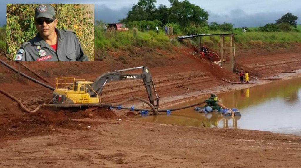 Corpo do Sargento filho é resgatado e sepultamento será em Lagoa Grande