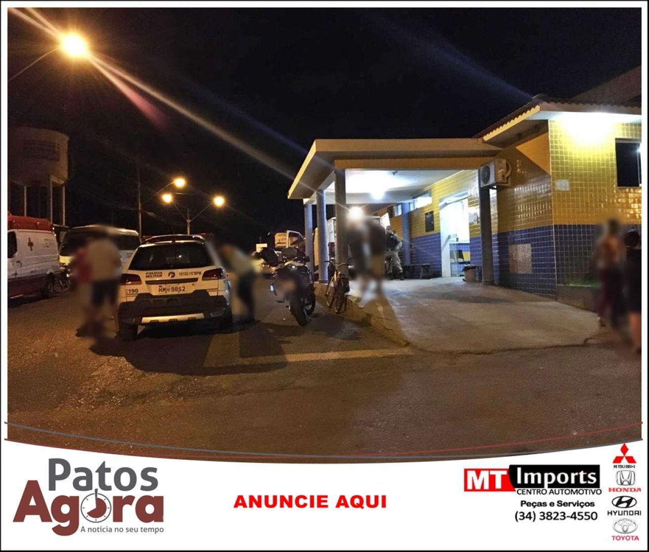 Jovem de 19 anos é morto a tiros em Presidente Olegário