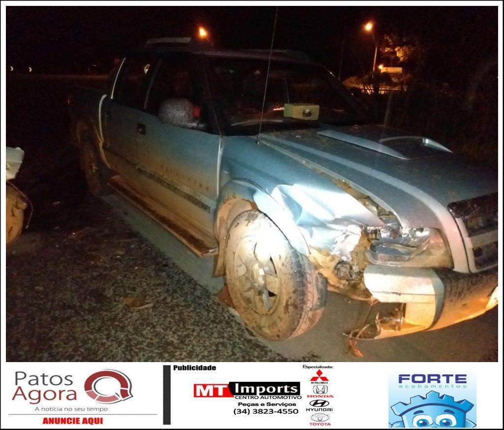 Idoso é preso por embriaguez ao volante após se envolver em acidente