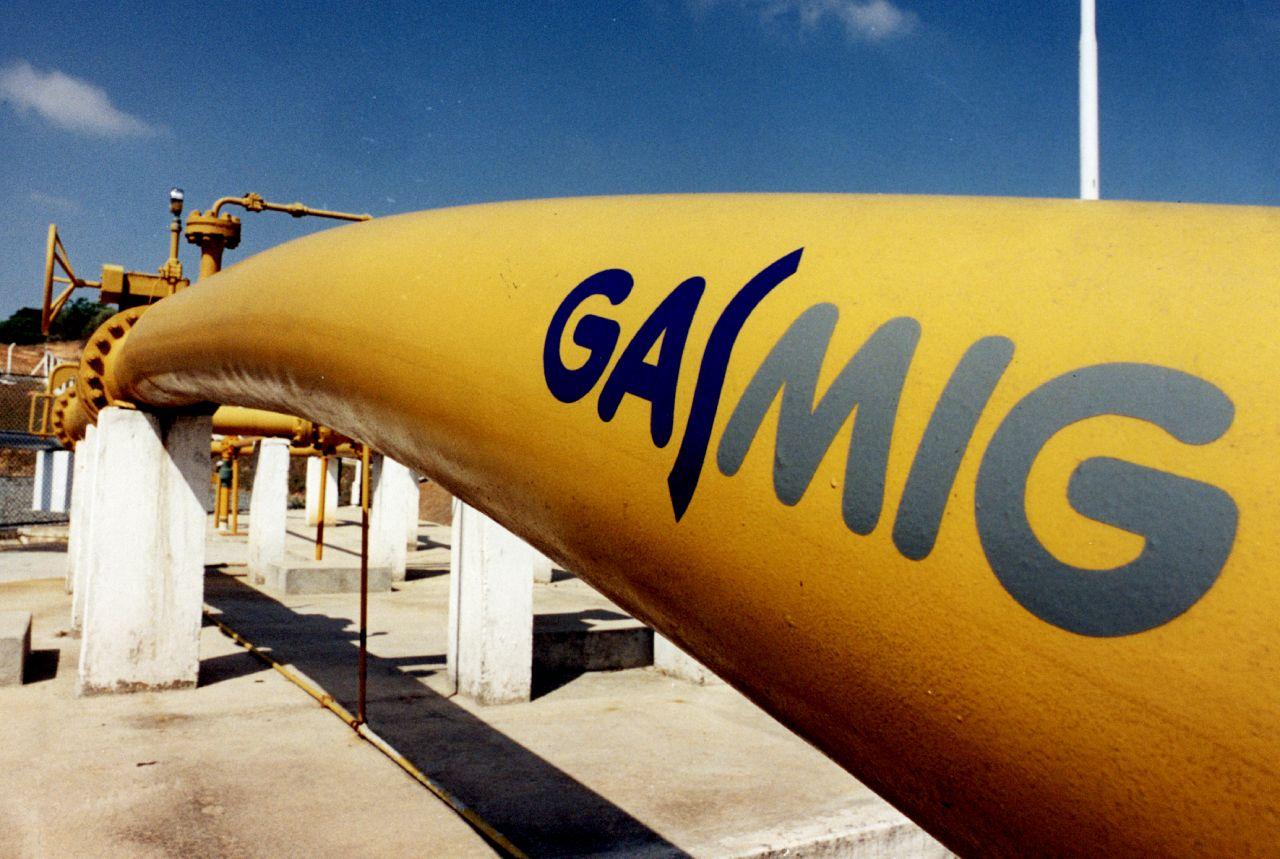 Gasmig mantém tarifa do gás residencial congelada até 2022