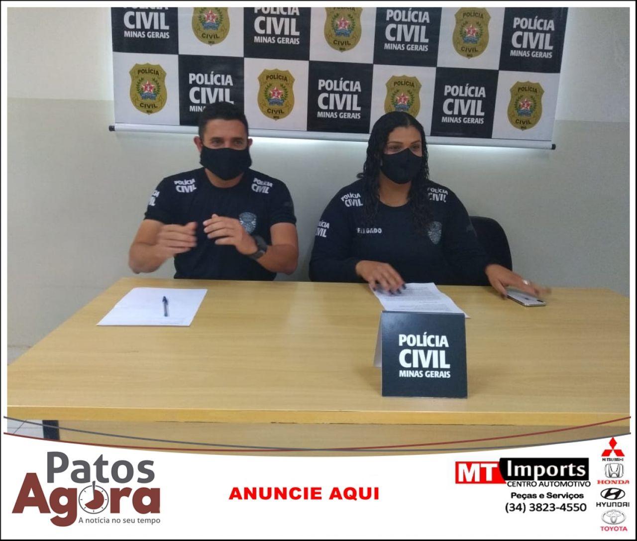 PCMG prende líder de organização especializada em sequestro