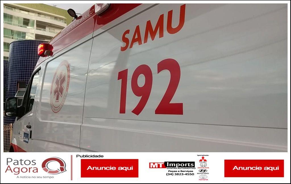 SAMU registra redução de 16% no número de acidentes de trânsito em 2018