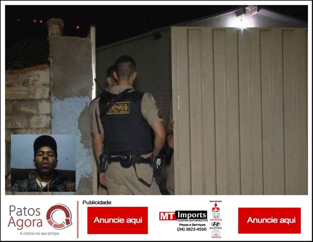 Homem de 35 anos é perseguido e assassinado no Bairro Amir Amaral na cidade de Patrocínio