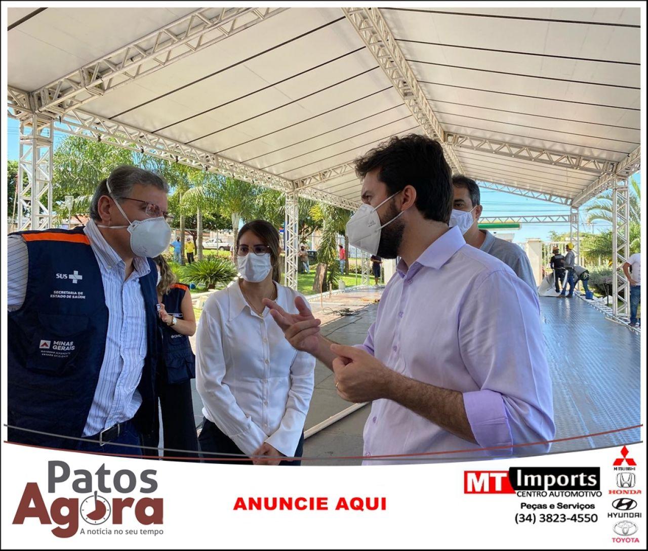 Prefeitura não abrirá leitos no Hospital São Lucas e voltará a investir no Hospital de Campanha