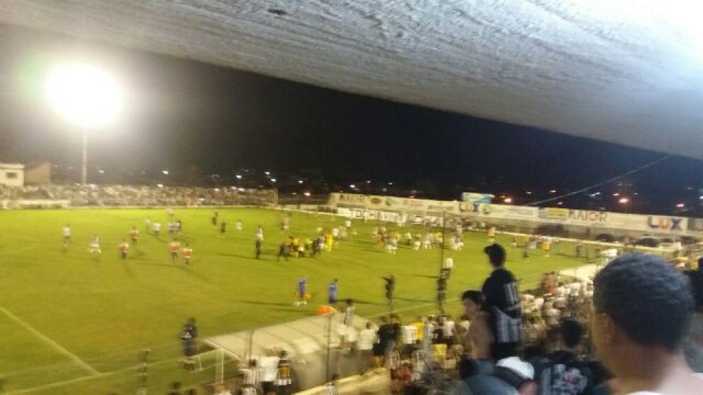 URT perde nos pênaltis para o Treze e é eliminado da Série D do Campeonato Brasileiro