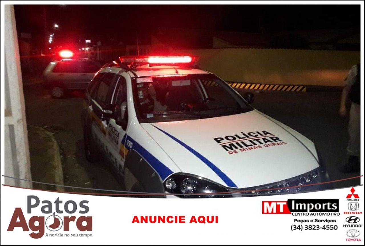 Homem é morto com vários disparos de arma de fogo no Bairro Serra Negra, em Patrocínio