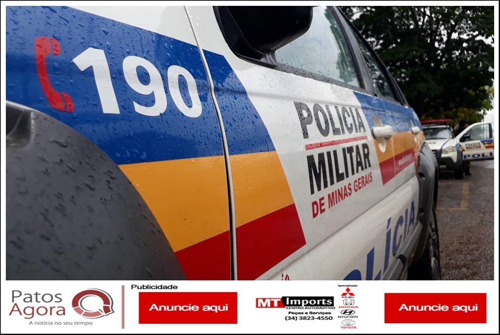 Funcionário é detido após ser flagrado por câmeras pegando celular em Patos de Minas