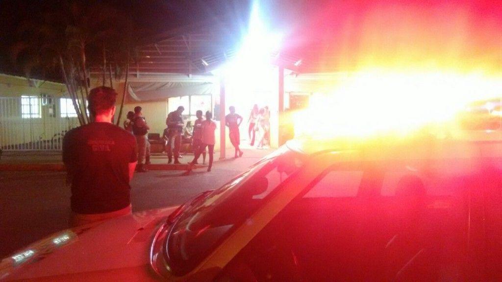 Homem leva tiro na coxa ao se recusar a sair de bar em João Pinheiro