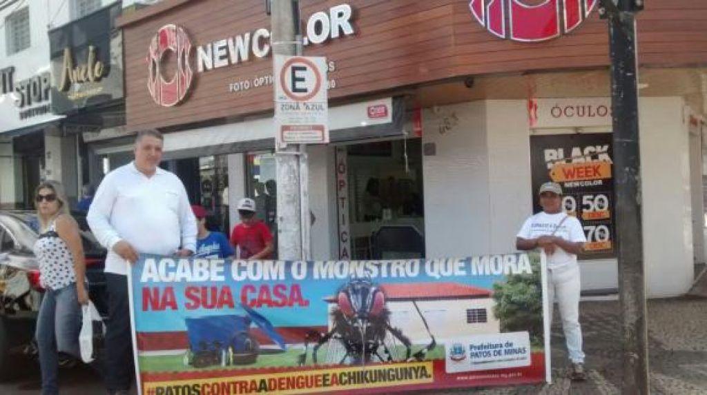 Três municípios do Piauí tem alto risco de surto de chikungunya
