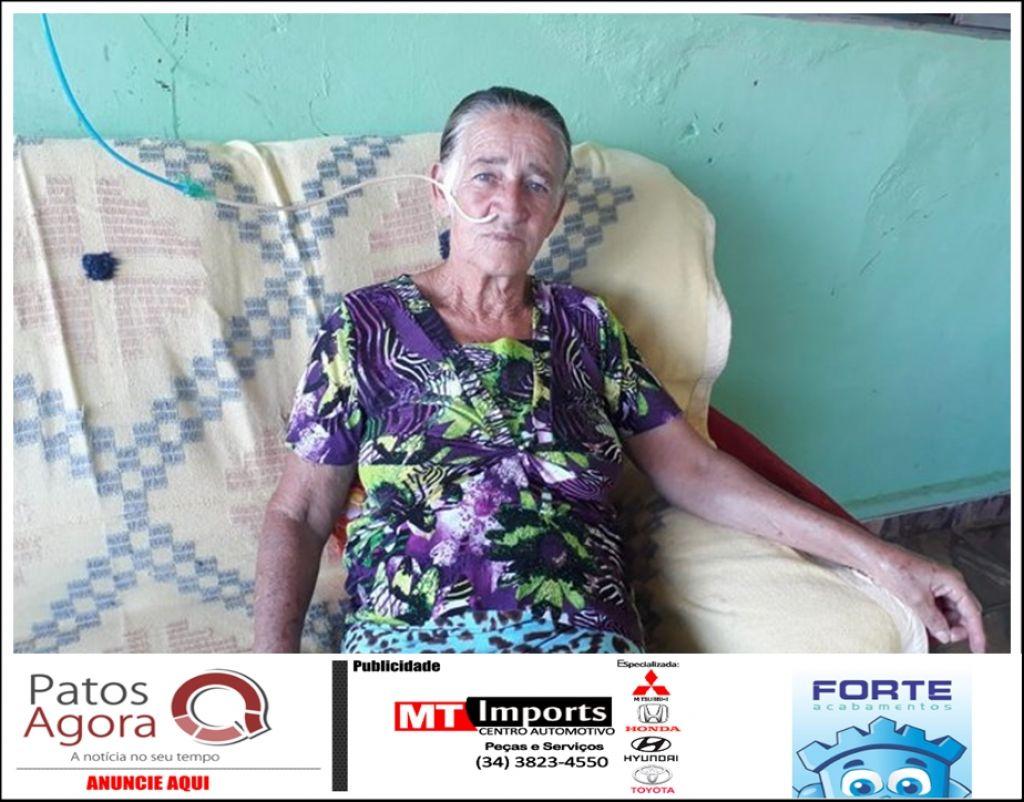 Justiça concede liminar para que prefeitura realize cirurgia em idosa com doença de chagas