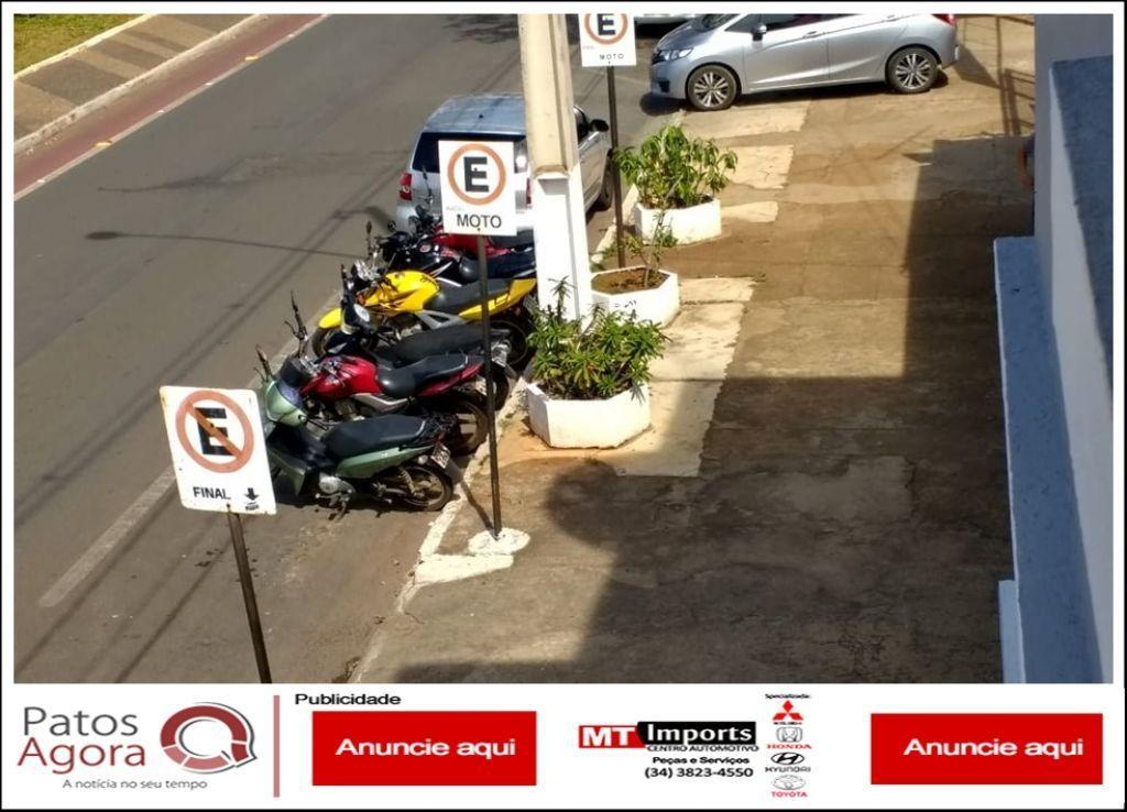 Secretaria de Trânsito realizará pinturas de sinalização de estacionamentos rotativos na região central da cidade