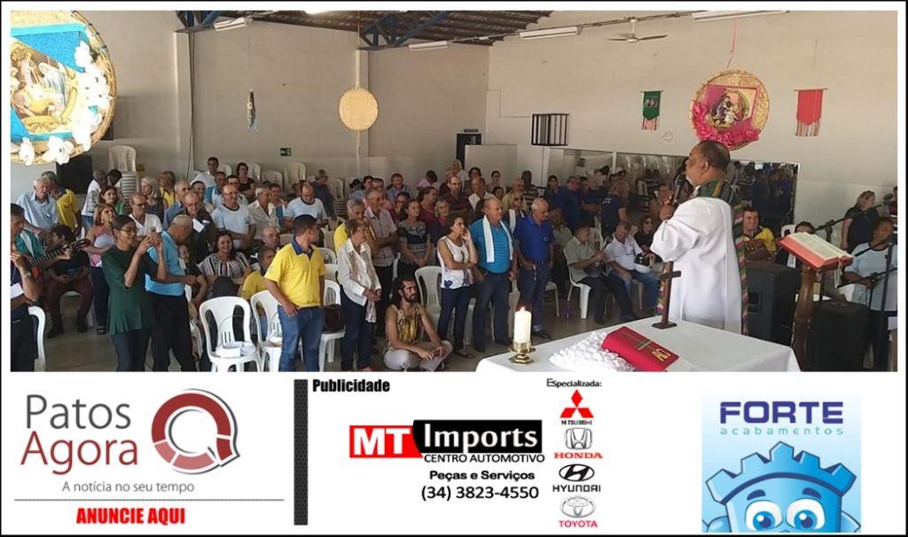 Sucesso na realização da 41ª edição do Congresso Diocesano de Folias de Reis em Patos de Minas