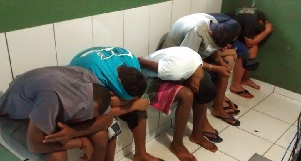Operação integrada prende suspeitos de tráfico de drogas e homicídios em Alagoas