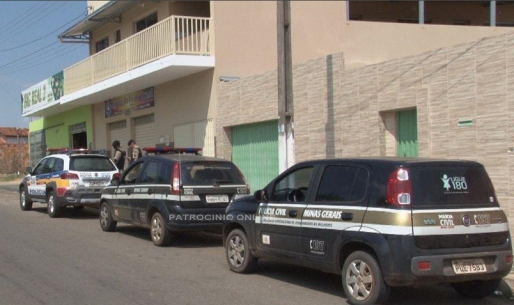 PC apreende dois menores suspeitos do latrocínio ocorrido em Patrocínio
