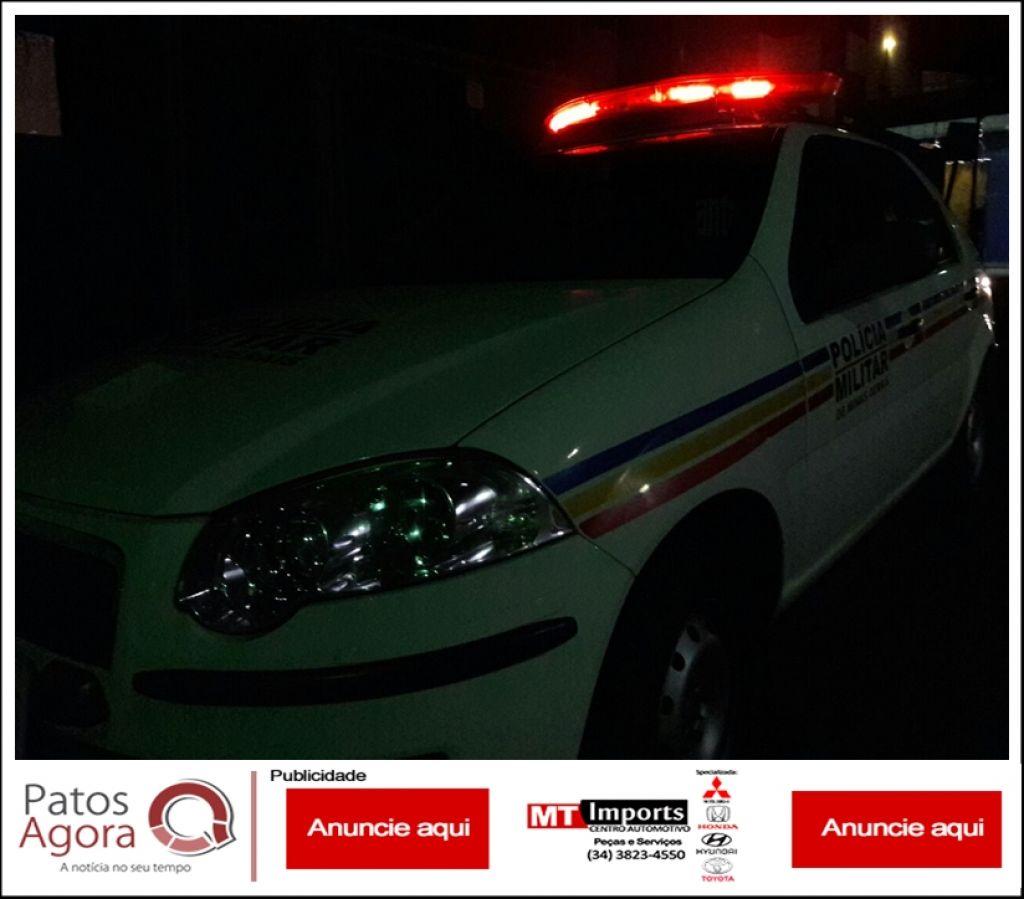 Bandidos armados fazem família de refém no distrito de Alagoas