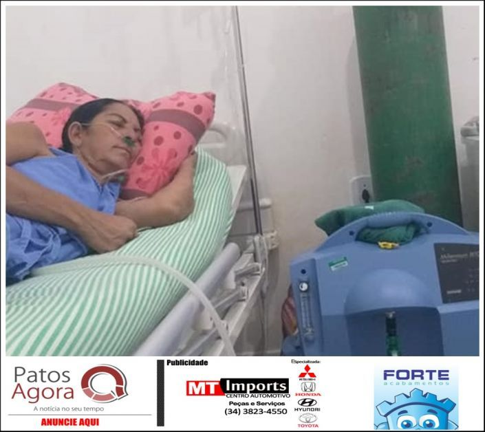 Moradora de Lagoa Formosa necessita de ajuda da população para realizar cirurgia de urgência - Patos Agora